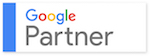 Brand New Way Google Partner badge